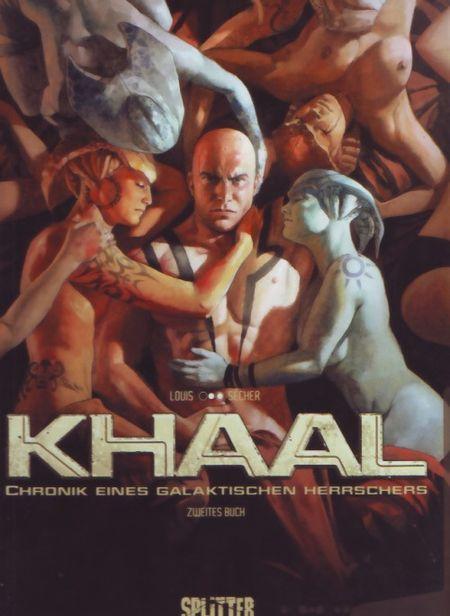 Khaal - Chronik eines intergalaktischen Herrschers - Buch Zwei - Das Cover