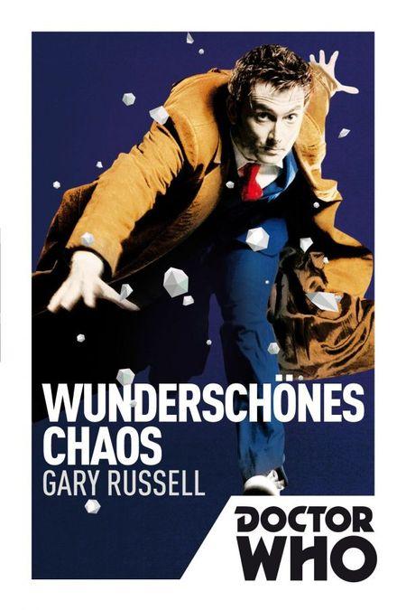 Doctor Who: Wunderschönes Chaos - Das Cover