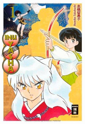 Inu Yasha New Edition 1 - Das Cover