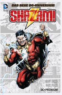 DC Premium 85: Shazam! SC - Das Cover