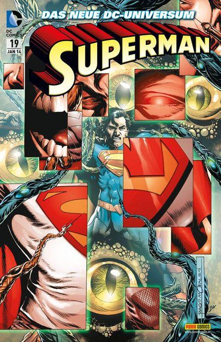 Superman 19 - Das Cover