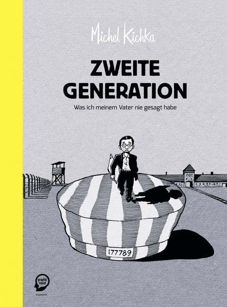 Zweite Generation - Was ich meinem Vater nie gesagt habe - Das Cover