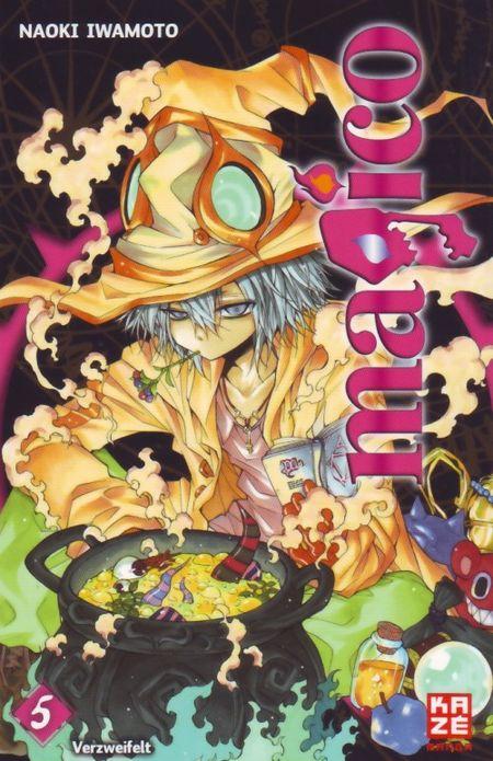 Magico 5 - Das Cover