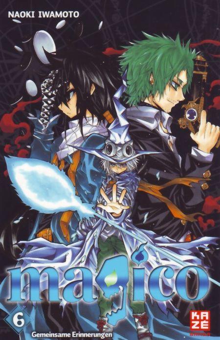 Magico 6 - Das Cover
