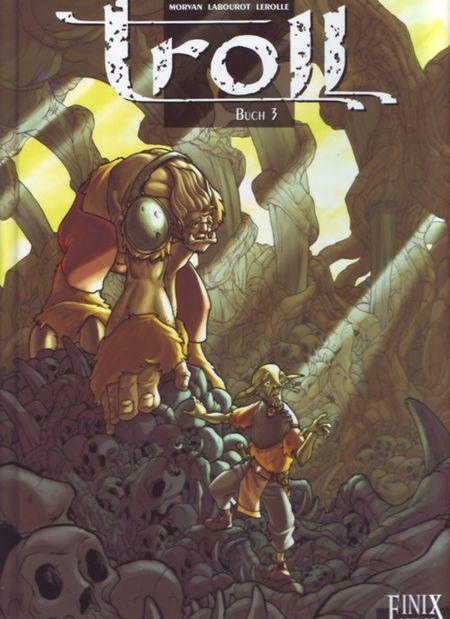 Troll - Buch 3 - Das Cover