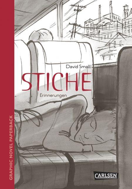 Stiche - Das Cover