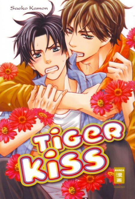 Tiger Kiss - Das Cover