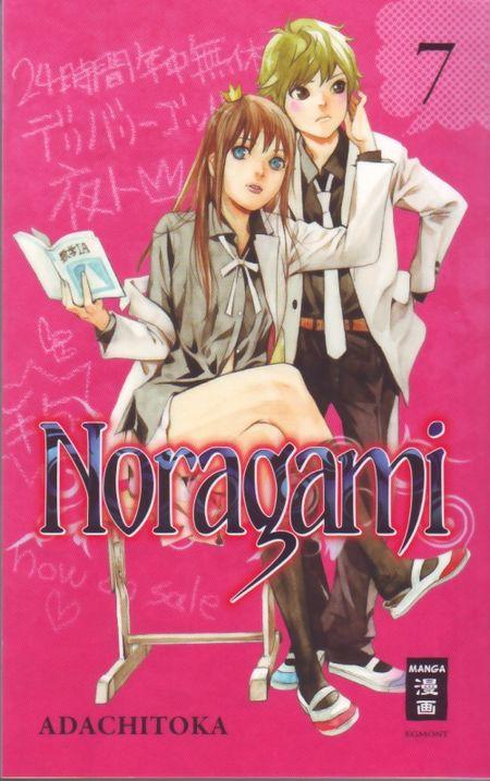Noragami 7 - Das Cover
