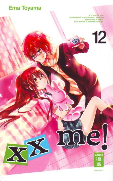 Xx me! 12 - Das Cover