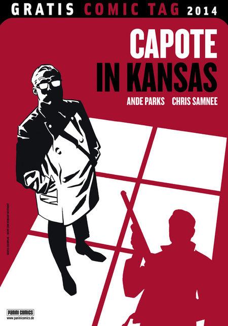 Capote in Kansas / Die Stern-Bande - Gratis Comic Tag 2014 - Das Cover