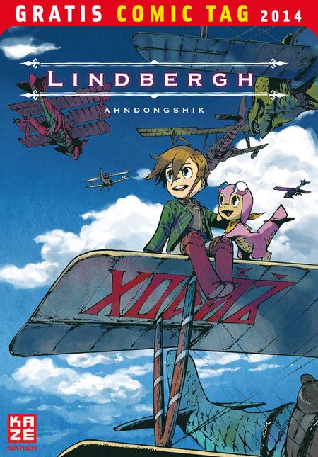 Lindbergh - Gratis Comic Tag 2014 - Das Cover
