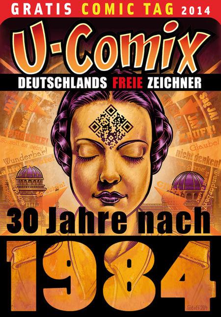 U-Comix - Gratis Comic Tag 2014 - Das Cover