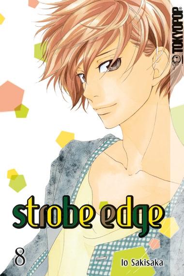 Strobe Edge 8 - Das Cover