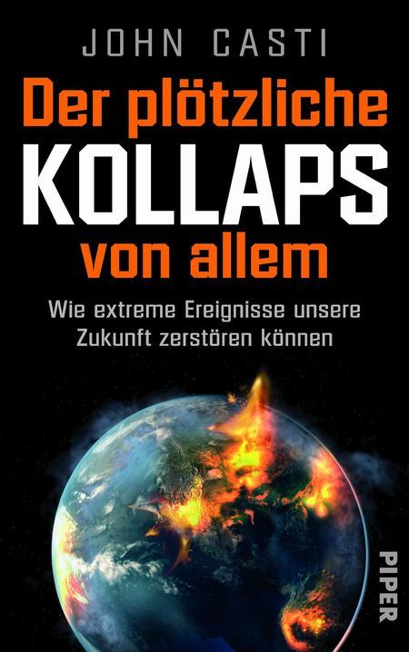 Der Plötzliche Kollaps Von Allem - Das Cover