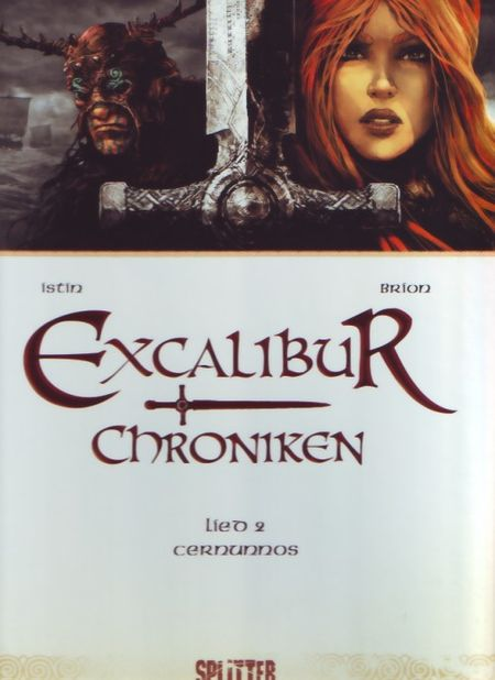 Excalibur-Chroniken - Lied 2: Cernunnos - Das Cover