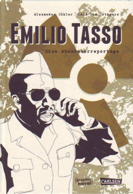 Emilio Tasso - Eine Abenteuerreportage - Das Cover
