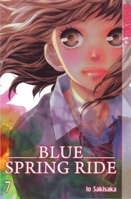 Blue Spring Ride 7 - Das Cover