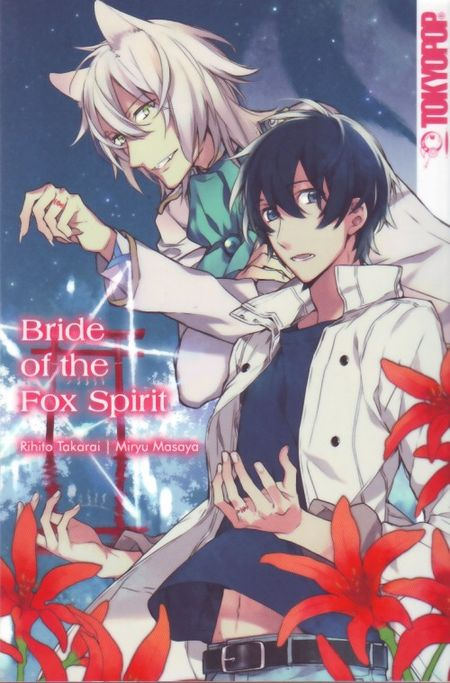 Bride of the Fox Spirit - Das Cover