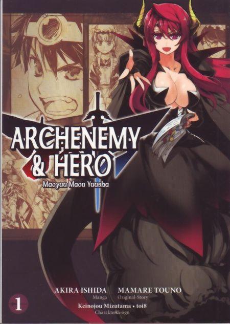 Archenemy & Hero 1 - Das Cover