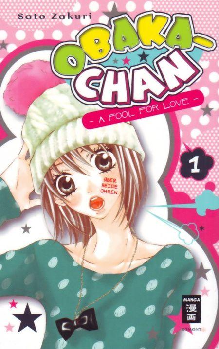 Obaka-chan - A Fool for Love 1 - Das Cover