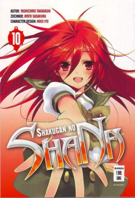 Shakugan no Shana 10 - Das Cover