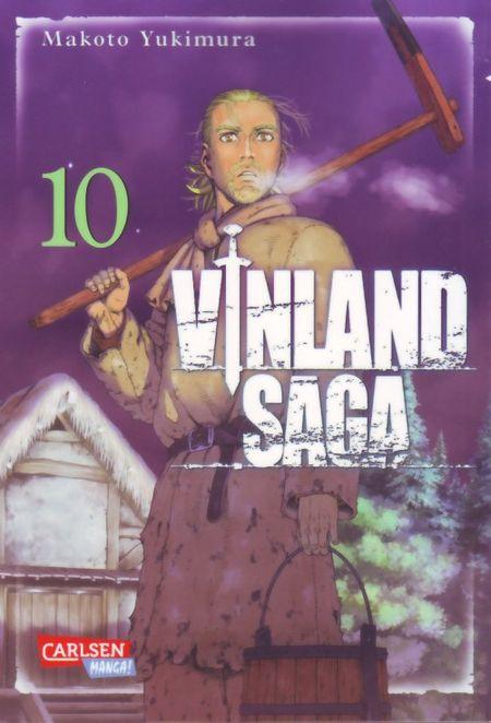Vinland Saga 10 - Das Cover