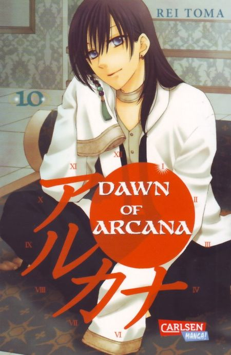 Dawn of Arcana 10 - Das Cover