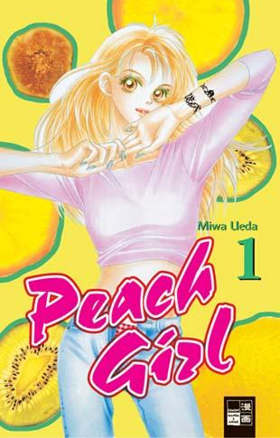 Peach Girl 1 - Das Cover