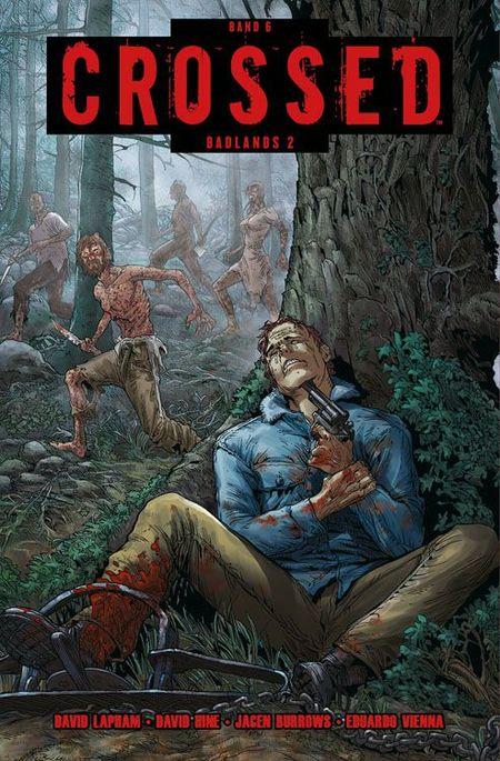Crossed 6: Badlands 2 - Das Cover