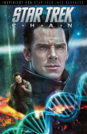 Star Trek: Khan - Das Cover