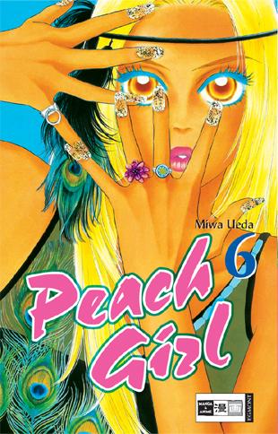Peach Girl 6 - Das Cover