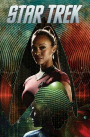 Star Trek 10 - Die neue Zeit 5 - Das Cover