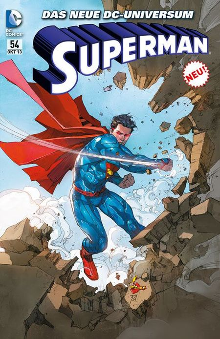 Superman Sonderband 54: H´EL auf Erden 1: Kryptons verlorener Sohn - Das Cover