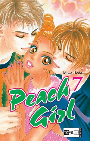 Peach Girl 7 - Das Cover