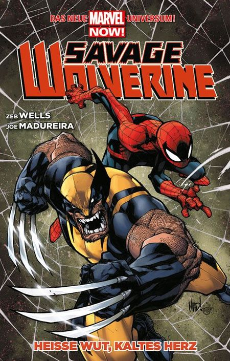 Savage Wolverine 2  - Das Cover