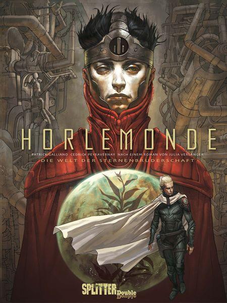 Horlemonde - Das Cover