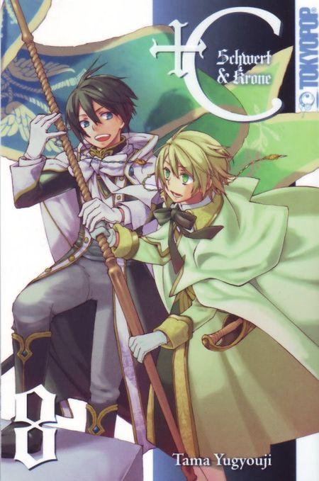 + C Schwert und Krone 8 - Das Cover