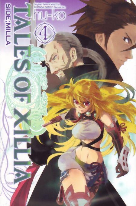 Tales of Xillia - Side Milla 4 - Das Cover