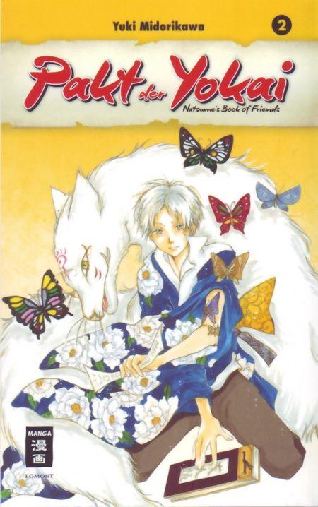 Pakt der Yokai 2 - Das Cover