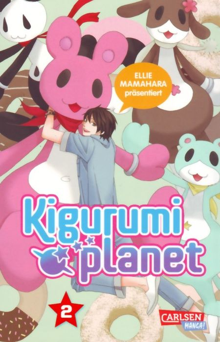 Kigurumi Planet 2 - Das Cover