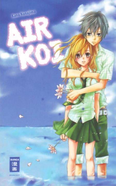 Air Koi - Das Cover