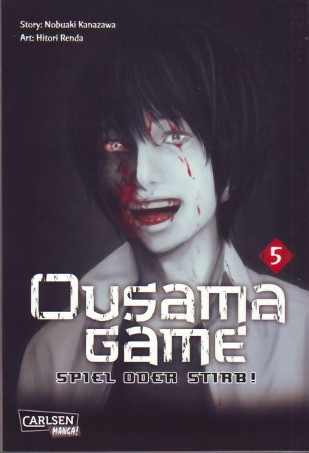 Ousama Game 5 - Das Cover