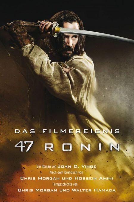 47 Ronin: Der Roman zum Film - Das Cover