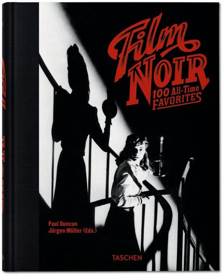 Film Noir. 100 All-Time Favorites - Das Cover
