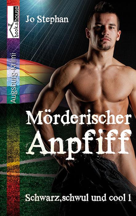 Mörderischer Anpfiff - Das Cover