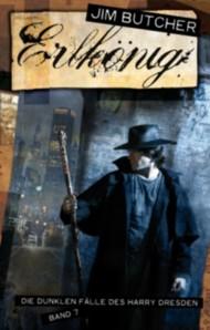 Erlkönig: Die dunklen Fälle des Harry Dresden 7 - Das Cover