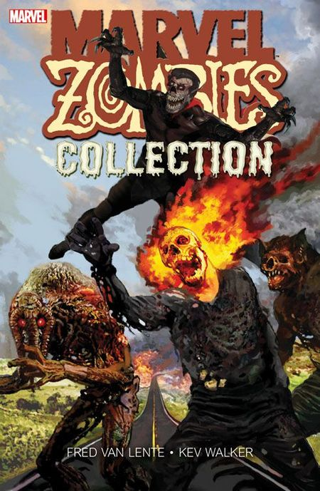 Marvel Zombies Collection 2 SC - Das Cover