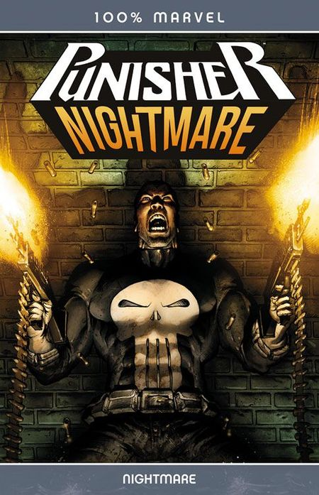 100% Marvel 72: Punisher - Nightmare - Das Cover