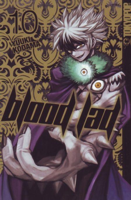 Blood Lad 10 - Das Cover