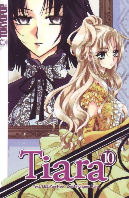 Tiara 10 - Das Cover